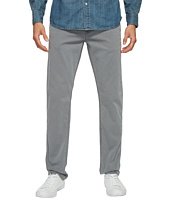 Hudson - Blake Slim Straight Zip Fly in Washed Stone Blue