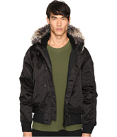adidas Originals by Kanye West YEEZY SEASON 1 - Faux Fur Trim Bomber