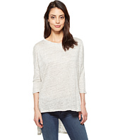 Alternative - Amelie Linen Jersey 3/4 Sleeve T-Shirt