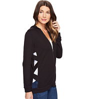 Lanston - Cut Out Tunic Hoodie