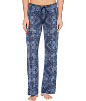P.J. Salvage - Blue Batik Paisley Lounge Pants