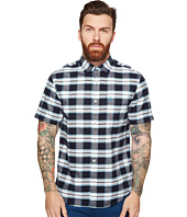 Original Penguin - Short Sleeve Plaid Oxford