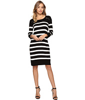 Christin Michaels - Monroe Stripe Dress
