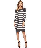 Christin Michaels - Monroe Stripe Dress