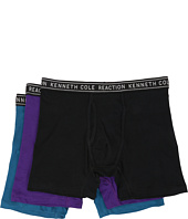 Kenneth Cole Reaction - 3-Pack Boxer Brief - Cotton Stretch