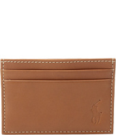 Polo Ralph Lauren - Calf Leather Card Case w/ Money Clip