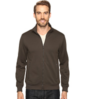 Perry Ellis - Textured Full Zip Knit Jacket