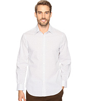 Perry Ellis - Stretch Geometric Rectangle Shirt