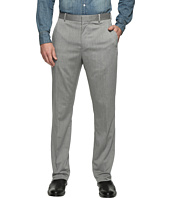 Perry Ellis - Regular Fit Stretch Heather Twill Dress Pants