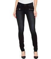 Paige - Jill Zip Ultra Skinny in Cassidy No Whiskers