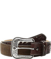Ariat - Ivory Trimmed Belt