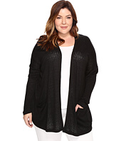 B Collection by Bobeau Curvy - Plus Size Rumor Dolman Cardigan