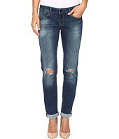 Mavi Jeans - Emma in Shaded Ripped Gold Pop Star