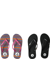 Volcom Kids - Rocking Sandal 2-Pack (Little Kid/Big Kid)