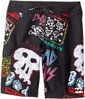 Billabong Kids - Bad Billys All Day OG Boardshorts (Big Kids)