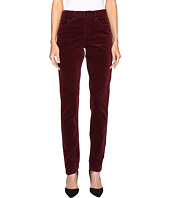 FDJ French Dressing Jeans - Olivia Slim Leg Plush Cord in Cabernet