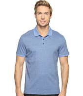 Calvin Klein - Feeder Stripe Liquid Cotton Polo