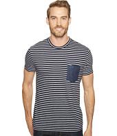 Calvin Klein Jeans - Stripe Tee with Denim Pocket