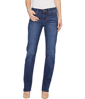 Liverpool - Sadie Straight Vintage Super Comfort Stretch Denim Jeans in Montauk Mid Blue