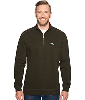Tommy Bahama Big & Tall - Big & Tall Nassau 1/2 Zip