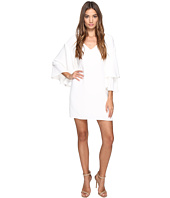 Laundry by Shelli Segal - Drop Shoulder Ruffle Bell Sleeve Dress