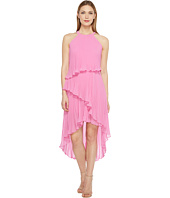 Laundry by Shelli Segal - Tiered Chiffon Dress