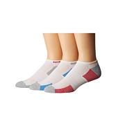 New Balance - N611 Performance No Show Socks 3-Pair Pack