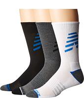 New Balance - N675 Crew Socks 3-Pair Pack