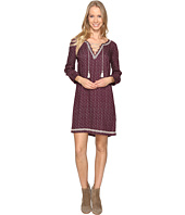 Lucky Brand - Embroidered Ditsy Dress