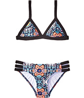 Seafolly Kids - Gypsea Water Trikini (Little Kids/Big Kids)