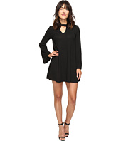 Brigitte Bailey - Alia Long Sleeve Keyhole Dress