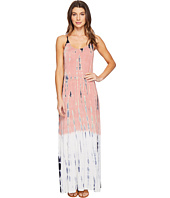 Culture Phit - Erryka Spaghetti Strap Tie-Dye Dress