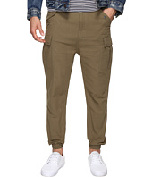 Publish - Joah - Herringbone Twill Drop Cargo Pants