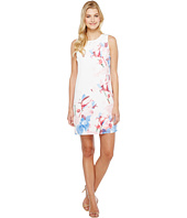 Vince Camuto - Sleeveless Poetic Bouquet Shift Dress