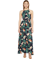 Brigitte Bailey - Jimena Tropical Print Maxi Dress