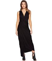 Culture Phit - Izabella Sleeveless Wrap Maxi Dress