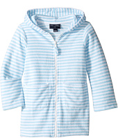 Oscar de la Renta Childrenswear - Terry Hooded Cover-Up (Toddler/Little Kids/Big Kids)