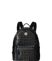 MCM - Stark Pearl Studs Small Backpack