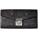 Patricia Visetos Large Two Fold Wallet with Chain