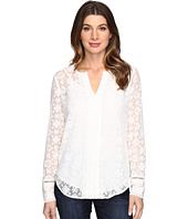 NYDJ - Irina Embroidered Blouse