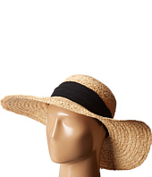 Hat Attack - Braided Sunhat w/ Scarf Band