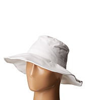 Hat Attack - Canvas Sunhat with Adjustable Sizing and Wire in Brim
