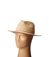 Hat Attack - Raffia Crochet Rancher w/ Stone - Cord Trim