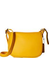 COACH - Glovetanned Leather Saddle Bag 18