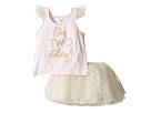 Two Tutu Skirt Set (Toddler)