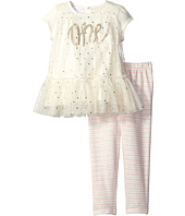 Mud Pie - One Tunic and Leggings Set (Toddler)