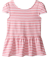 Kate Spade New York Kids - Bow Back Peplum Top (Little Kids/Big Kids)