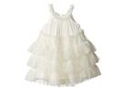 Ivory Mesh Dress (Infant)