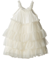 Mud Pie - Ivory Mesh Dress (Toddler)