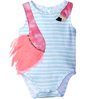 Mud Pie - Flamingo Tutu Crawler (Infant)